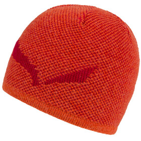 SALEWA Ortles Bonnet en laine, pumpkin